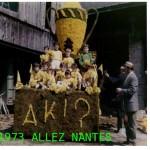 1973 ALLEZ NANTES